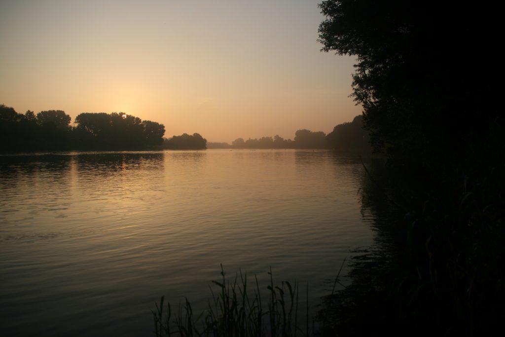 La Dordogne à Bergerac